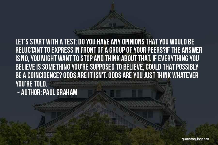 Paul Graham Quotes 1903266