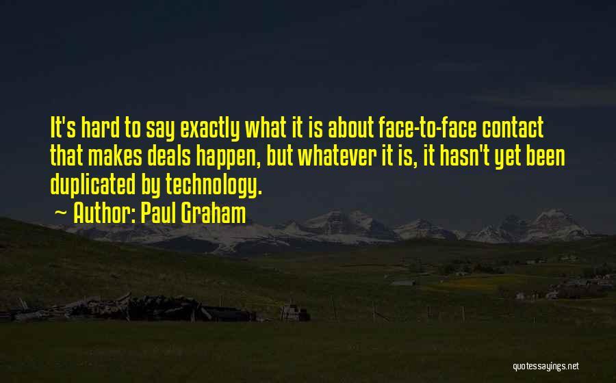 Paul Graham Quotes 527365