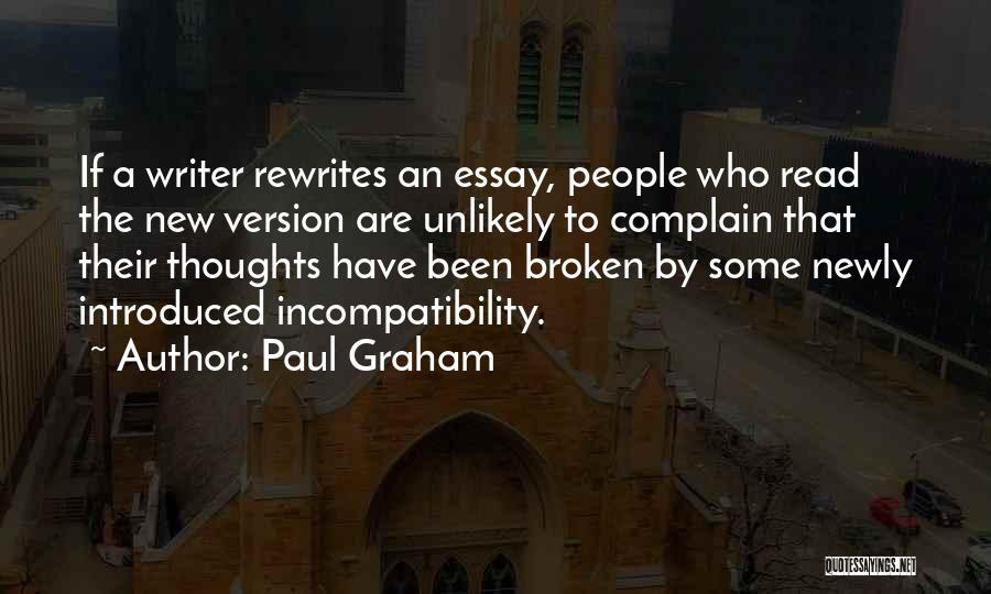 Paul Graham Quotes 831174