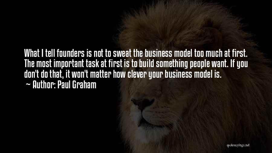 Paul Graham Quotes 849678