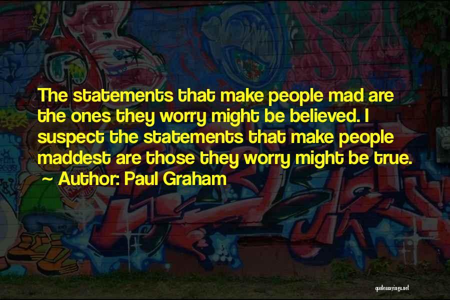 Paul Graham Quotes 893253
