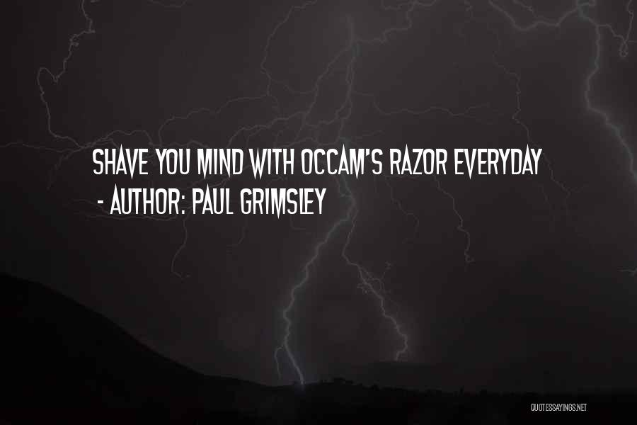 Paul Grimsley Quotes 1976284