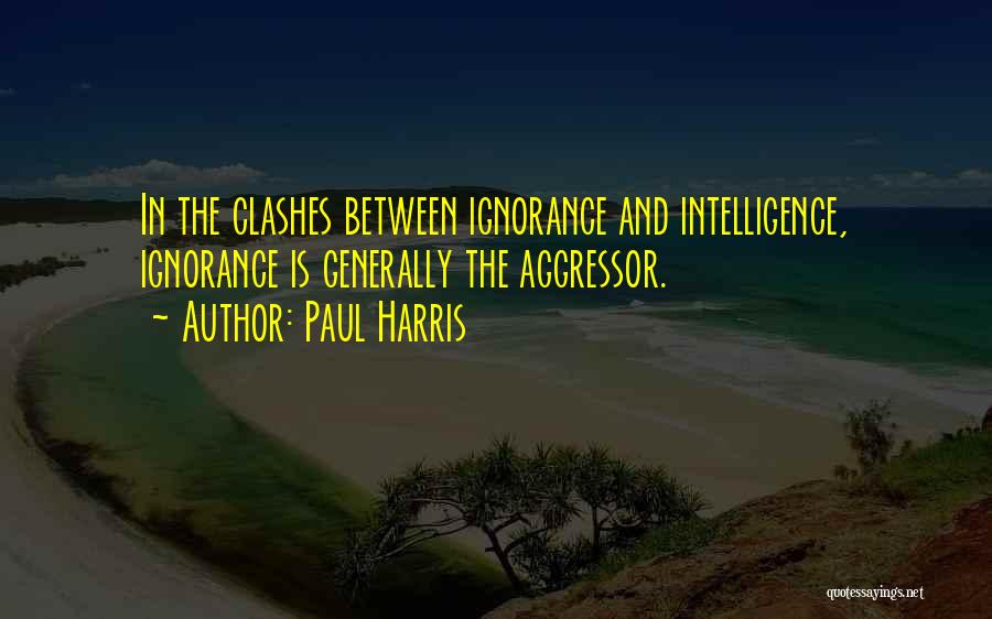 Paul Harris Quotes 1004336