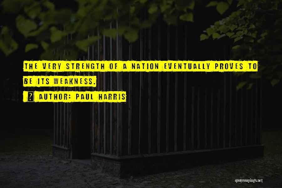Paul Harris Quotes 1210752