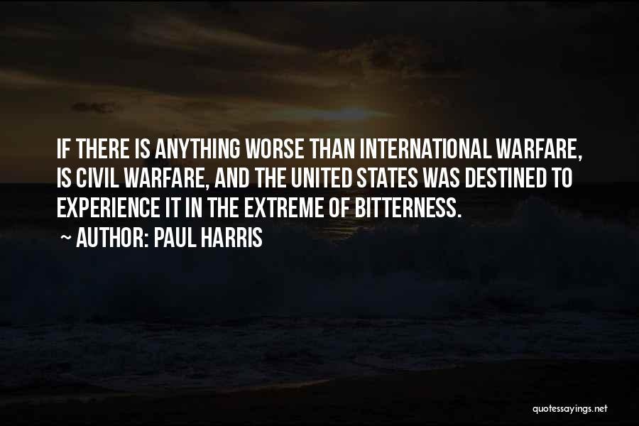 Paul Harris Quotes 163159