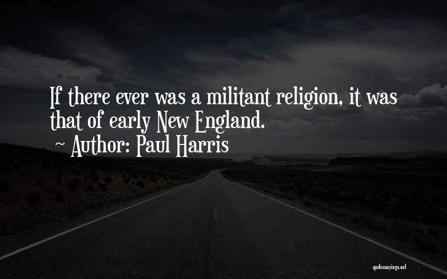 Paul Harris Quotes 1643483