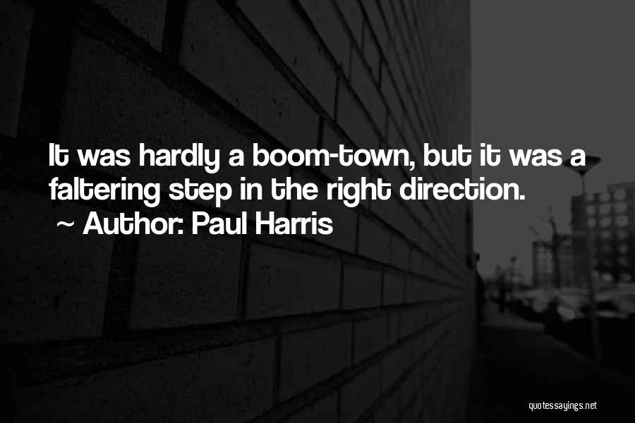 Paul Harris Quotes 1762691