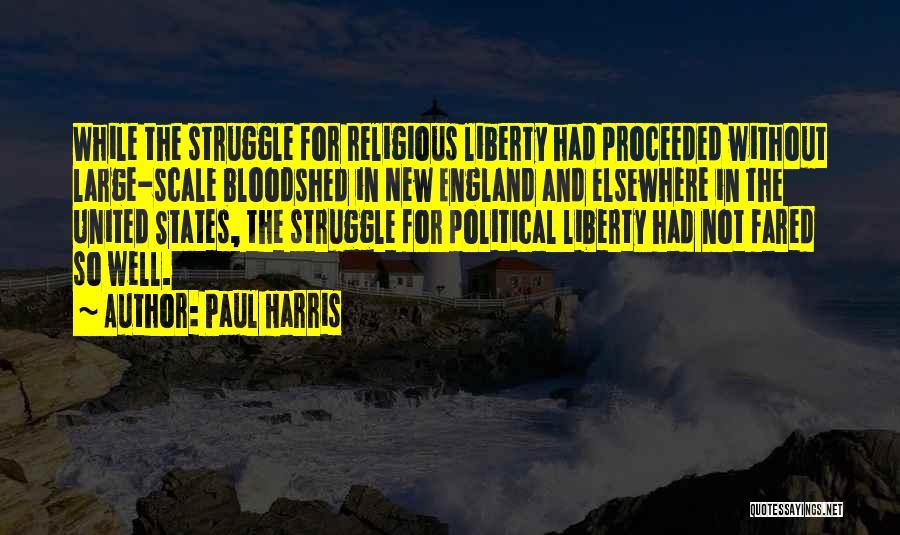Paul Harris Quotes 1864118