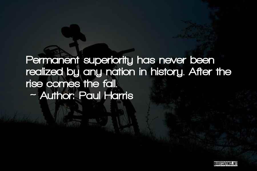 Paul Harris Quotes 1868763