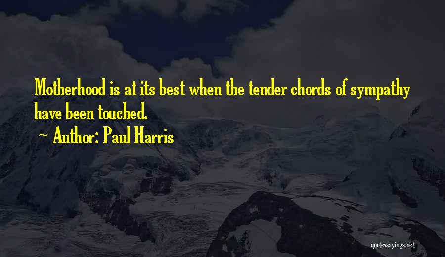 Paul Harris Quotes 617214