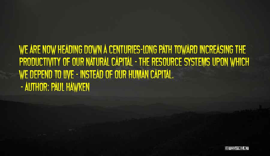 Paul Hawken Quotes 114689