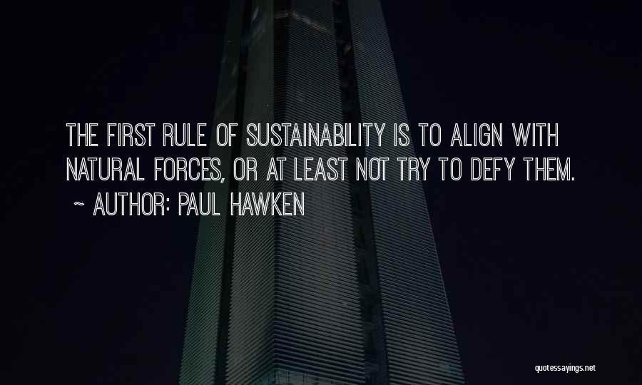 Paul Hawken Quotes 1420080