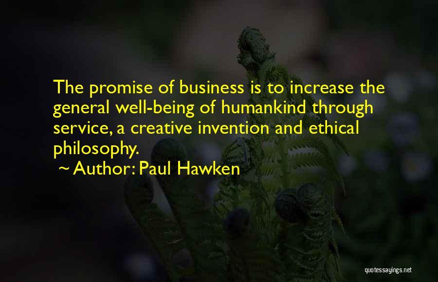 Paul Hawken Quotes 1468781