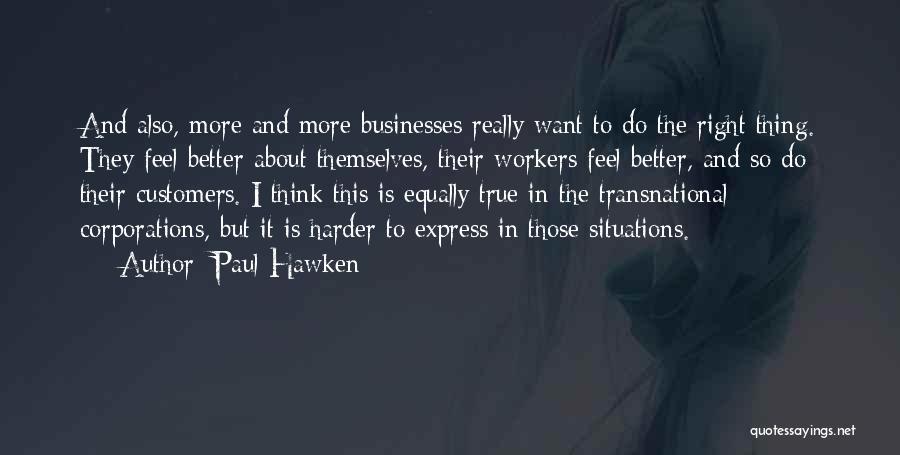 Paul Hawken Quotes 149122