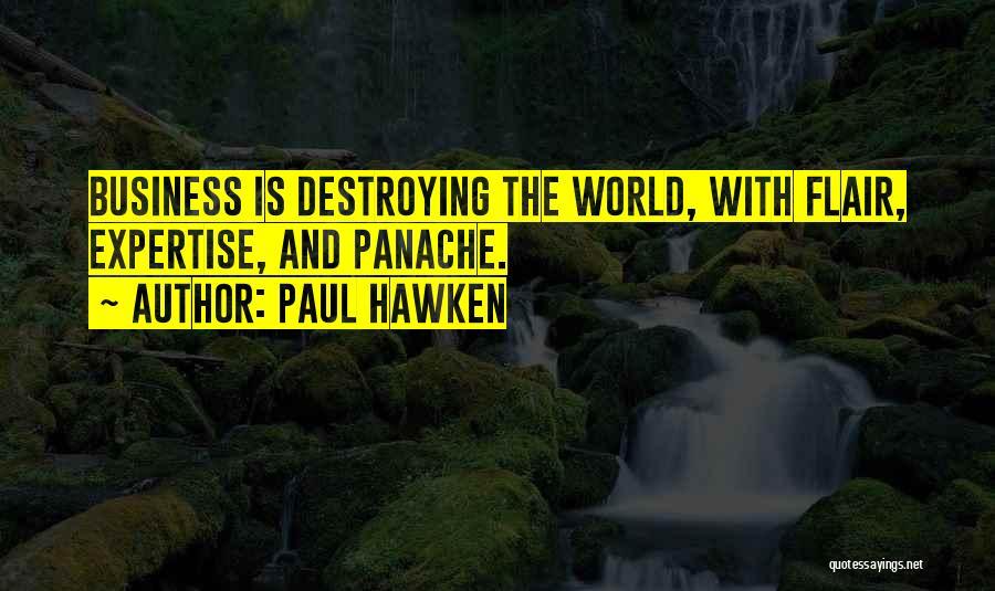 Paul Hawken Quotes 153509