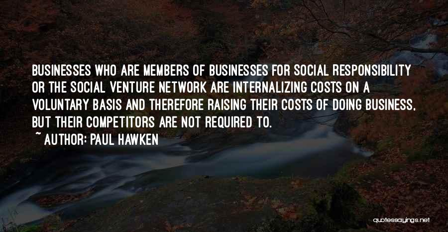 Paul Hawken Quotes 1659378
