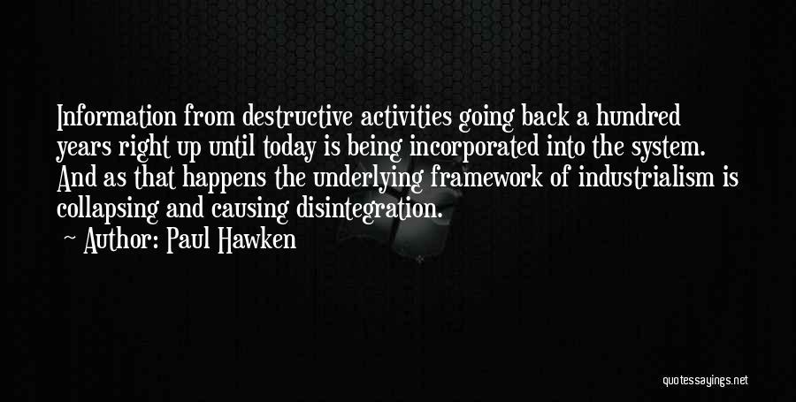 Paul Hawken Quotes 1681928