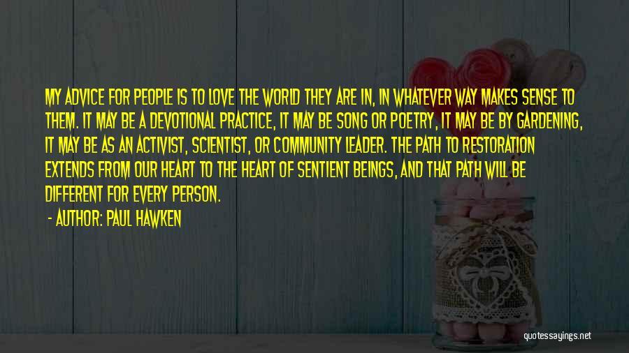 Paul Hawken Quotes 2252439