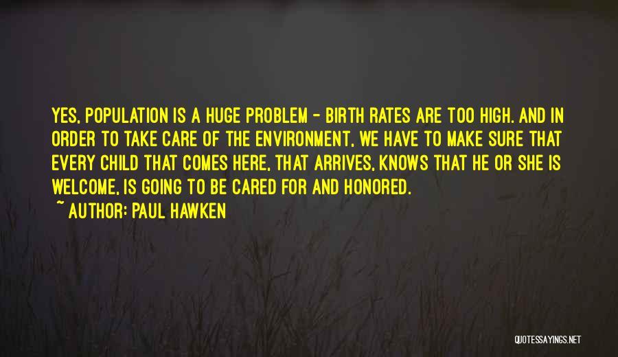 Paul Hawken Quotes 2263783