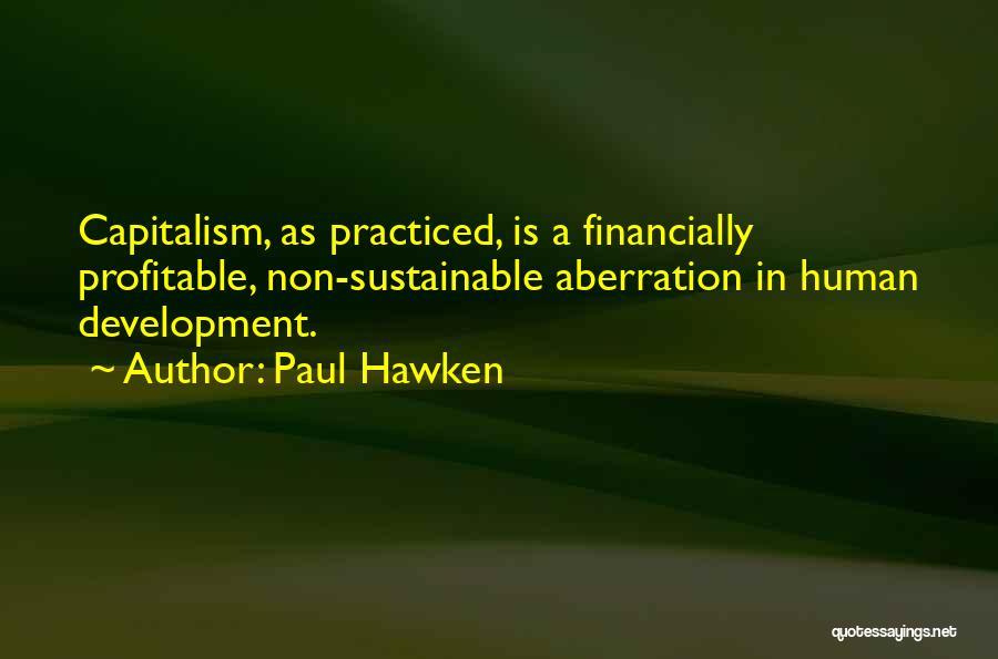Paul Hawken Quotes 454299
