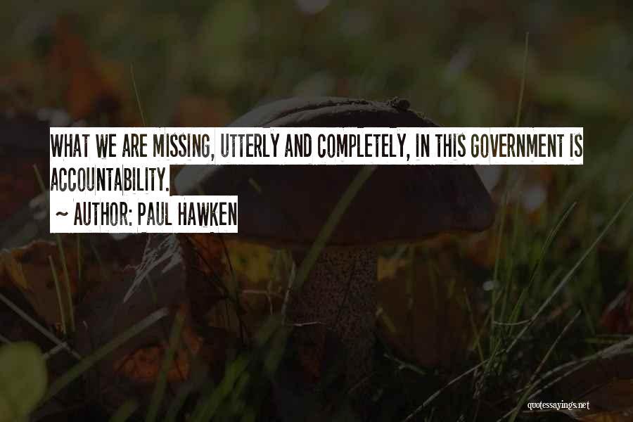 Paul Hawken Quotes 507840