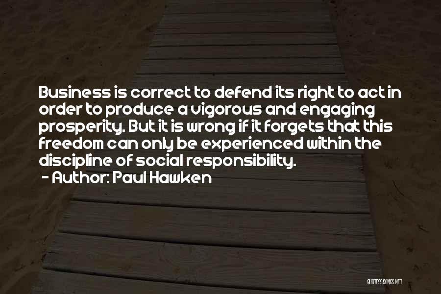 Paul Hawken Quotes 512466