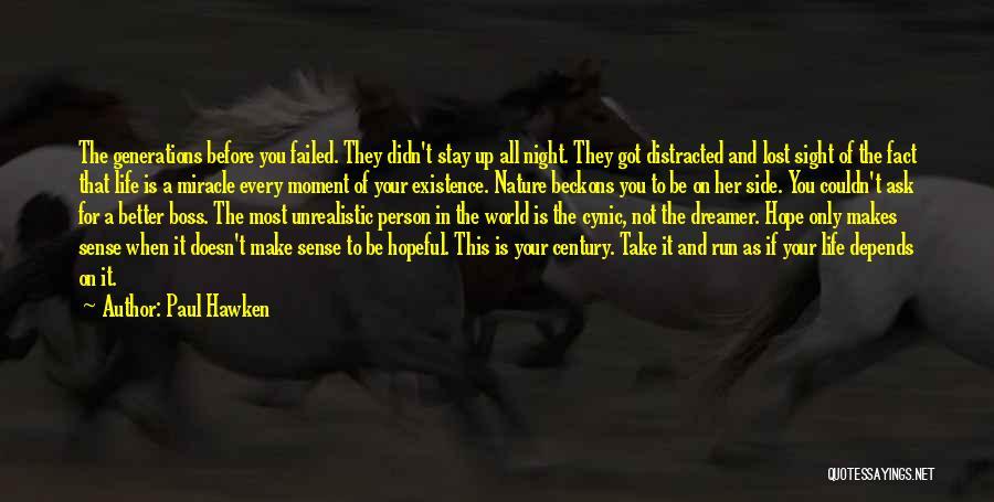 Paul Hawken Quotes 650625