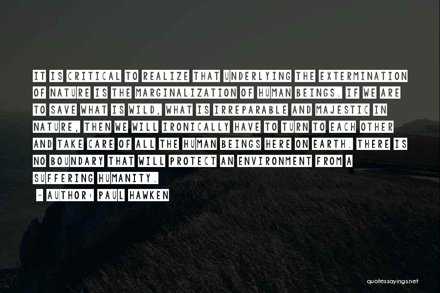 Paul Hawken Quotes 904682