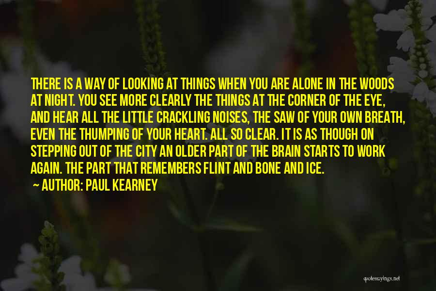 Paul Kearney Quotes 1643425