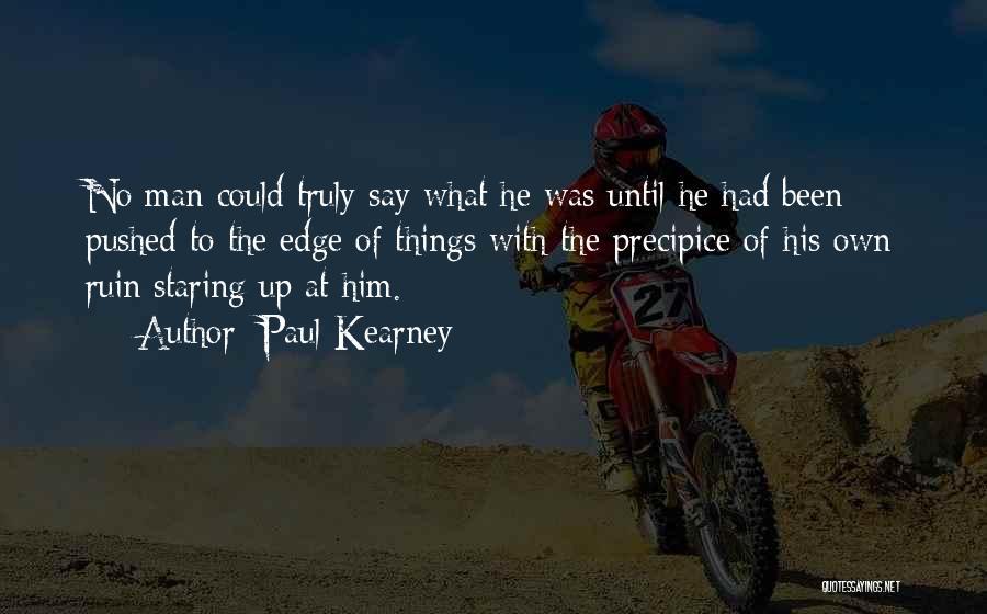 Paul Kearney Quotes 1654804
