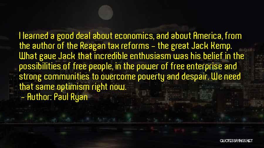 Paul Kemp Quotes By Paul Ryan