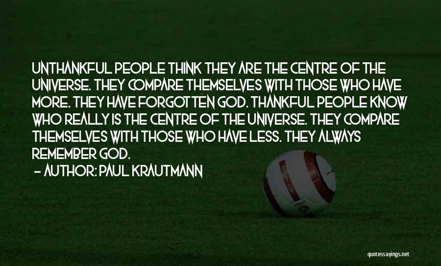 Paul Krautmann Quotes 2059347