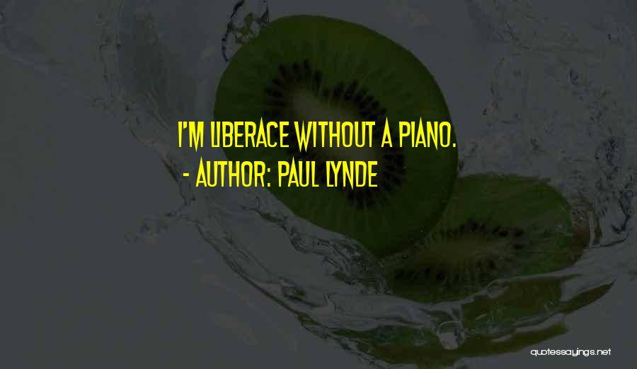 Paul Lynde Quotes 1041244