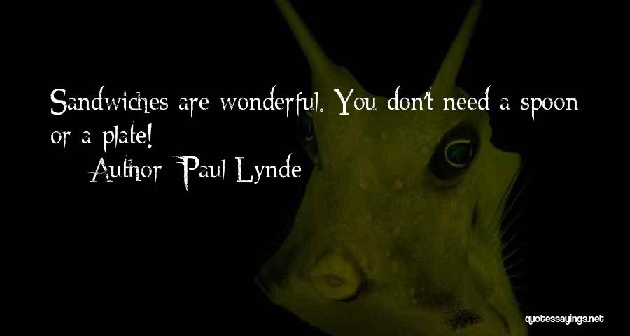 Paul Lynde Quotes 1048127