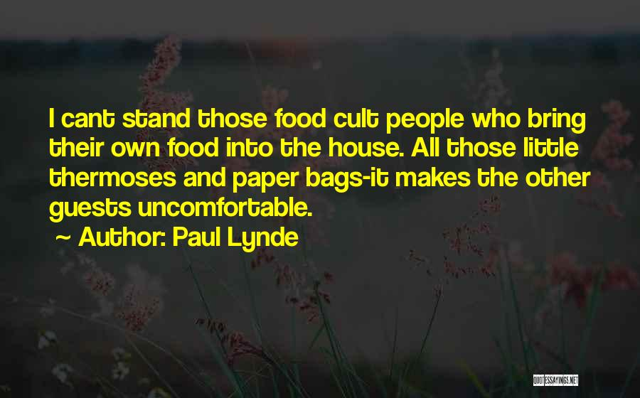 Paul Lynde Quotes 1210564