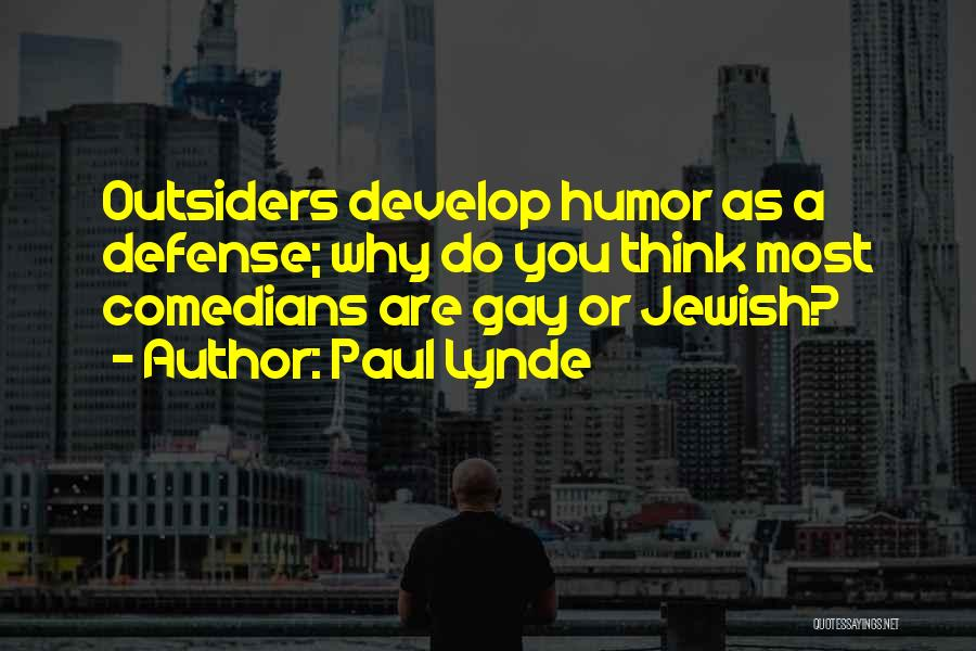Paul Lynde Quotes 197320