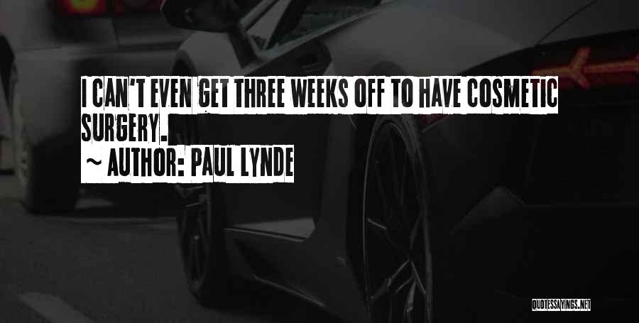 Paul Lynde Quotes 2134919