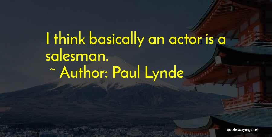 Paul Lynde Quotes 857606