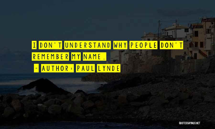 Paul Lynde Quotes 859274