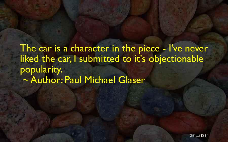 Paul Michael Glaser Quotes 2206185