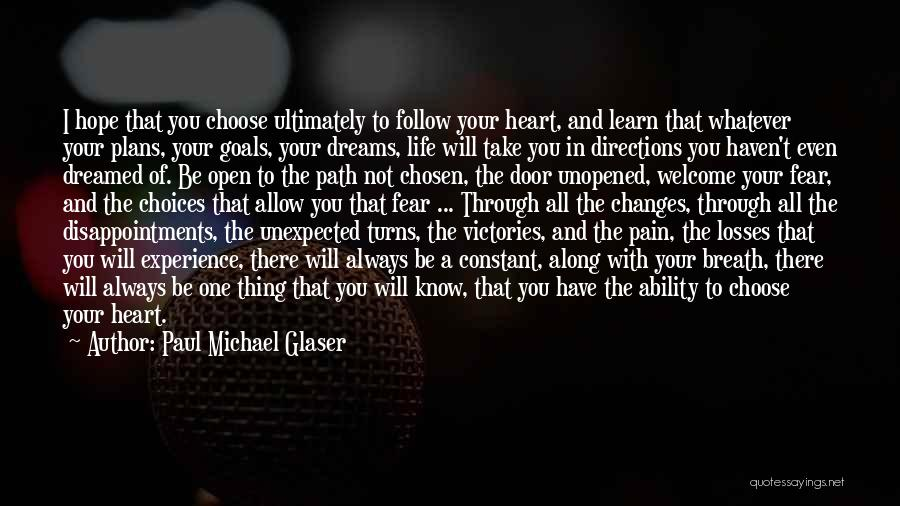 Paul Michael Glaser Quotes 909802