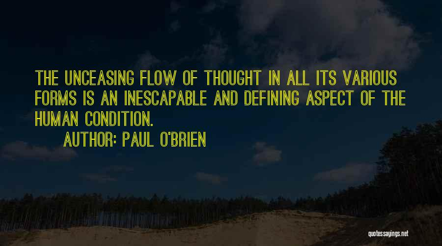Paul O'Brien Quotes 782329
