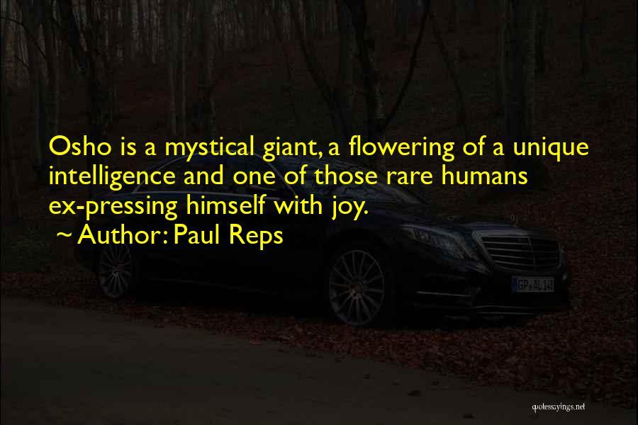 Paul Reps Quotes 1365614