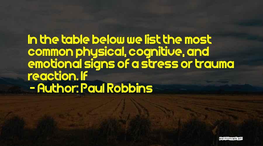 Paul Robbins Quotes 785391