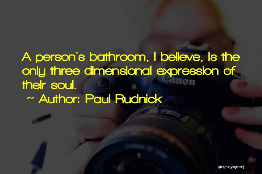 Paul Rudnick Quotes 1089267