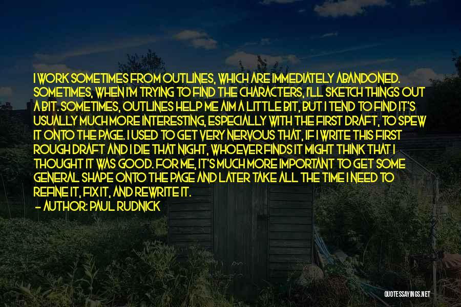 Paul Rudnick Quotes 127037