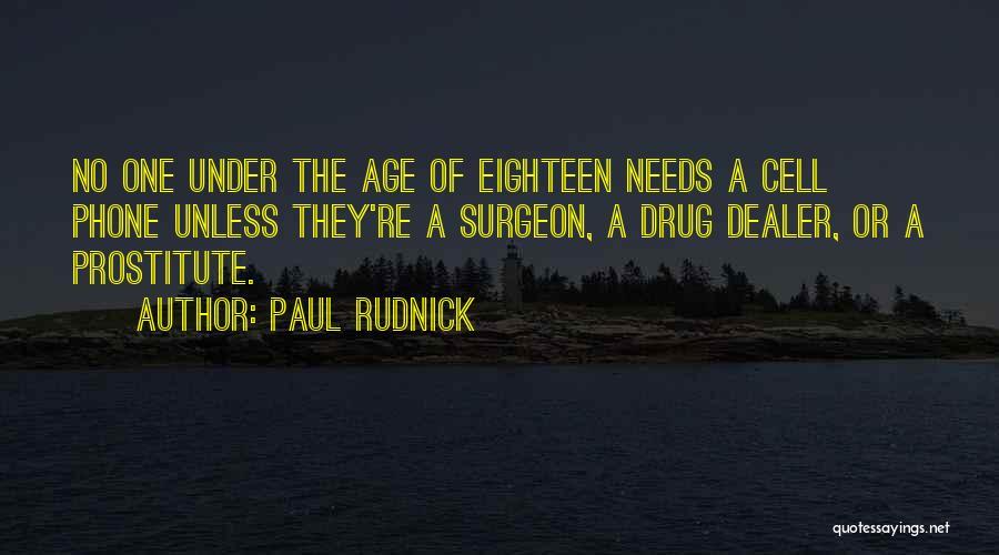 Paul Rudnick Quotes 1341009