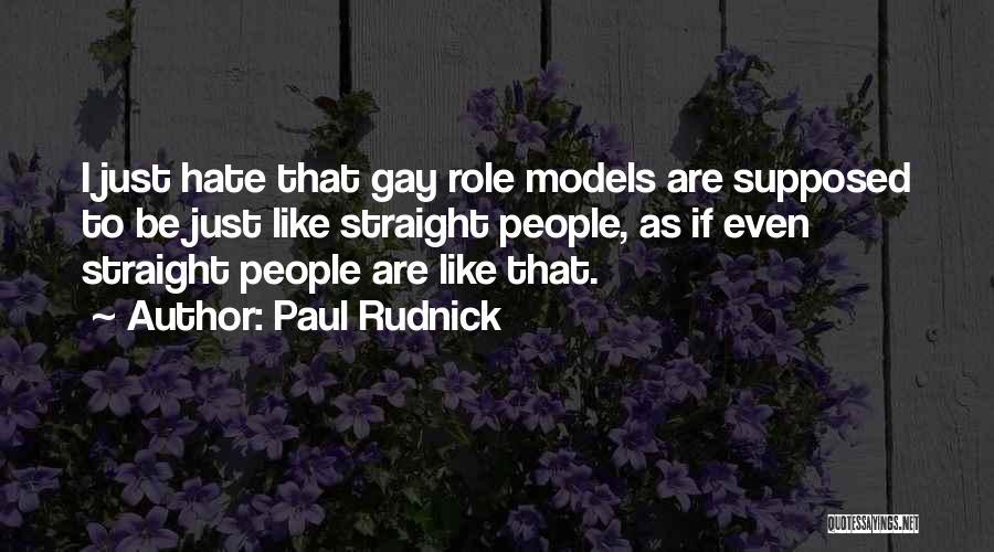 Paul Rudnick Quotes 1425544