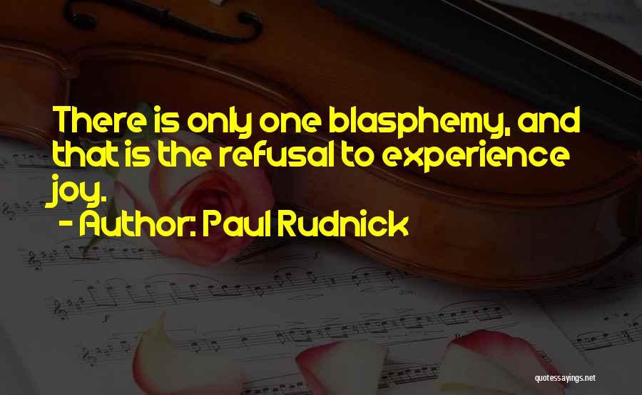 Paul Rudnick Quotes 1439679