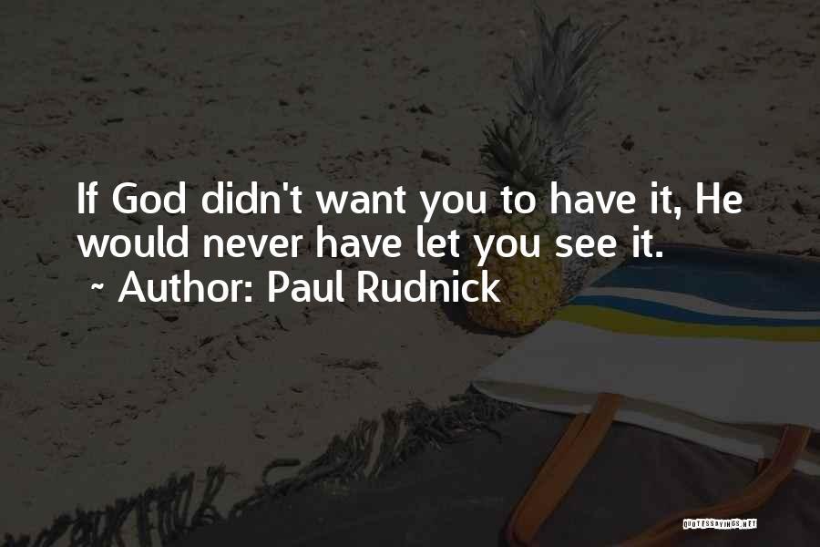 Paul Rudnick Quotes 1584484